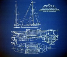 Sailing Sloop Plans