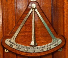 ship's inclinometer