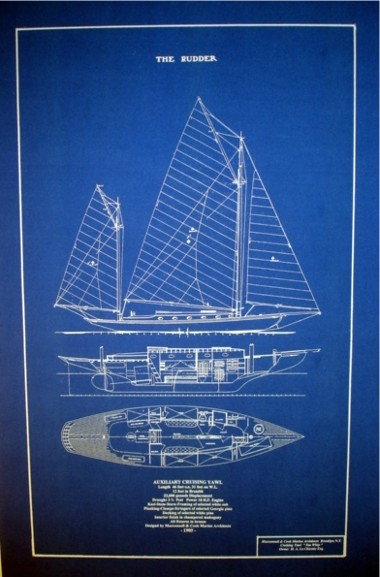 Blueprints archives page 6 of 8 seajunk yawl boat blueprint malvernweather Gallery