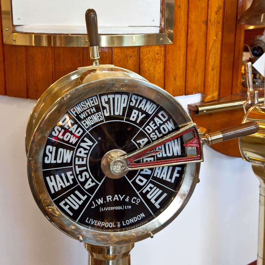 Ship S Engine Order Telegraph Seajunk