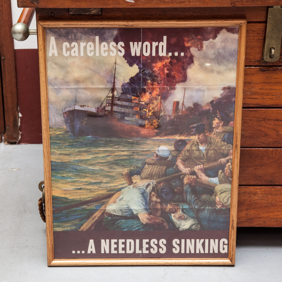A Careless Word Poster